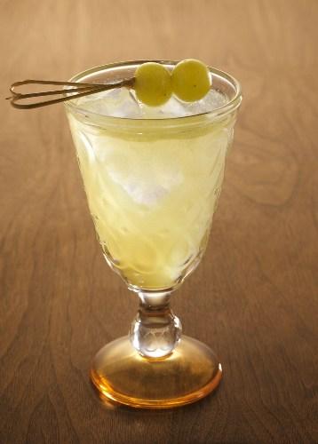Grape martini 1