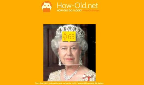 How-Old.net 2