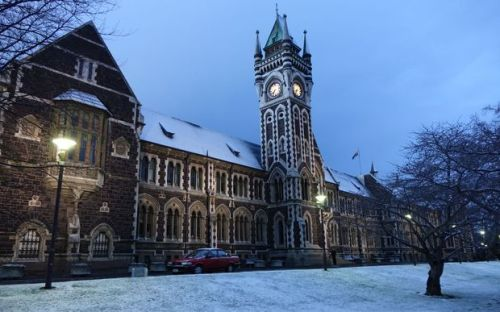 New Zealand university 3