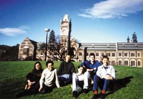 New Zealand university 7