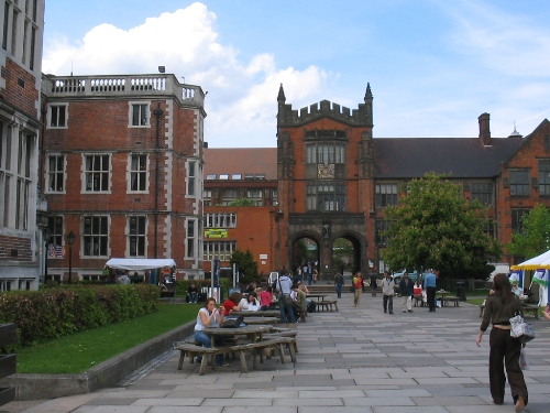 Newcastle University, United Kingdom 3