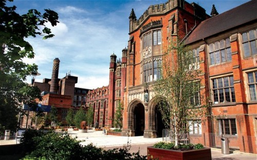 Newcastle University, United Kingdom 4