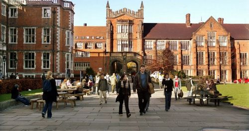 Newcastle University, United Kingdom 5