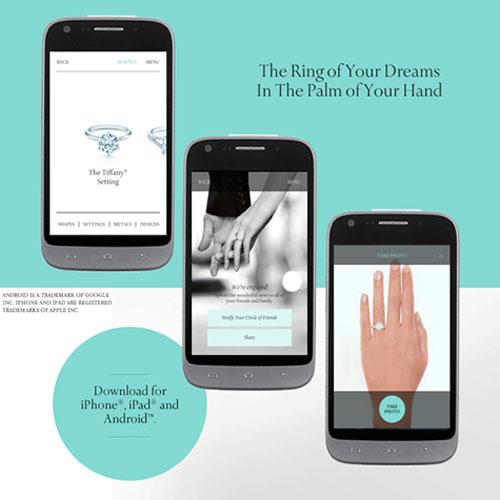 Tiffany Engagement Ring Finder 1