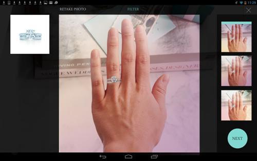 Tiffany Engagement Ring Finder 3