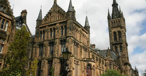 University of Glasgow, UK 1