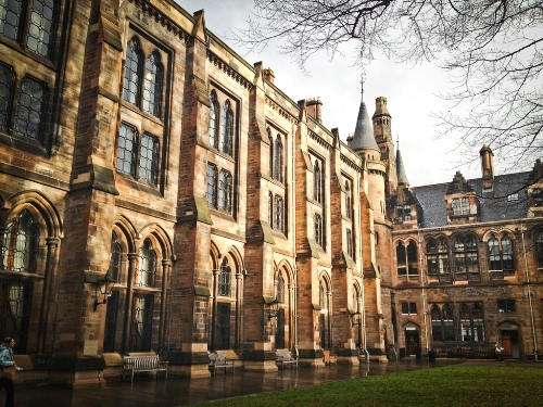 University of Glasgow, UK 8