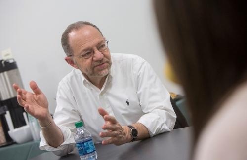 Jonathan D. Moreno, the David and Lyn Silfen University Professor of Ethics at the University of Pennsylvania