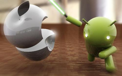 Don`t compare Android operating system to iOS 5