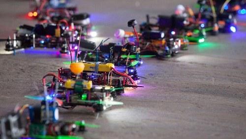 Drones races 2