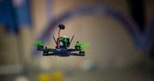 Drones races 4