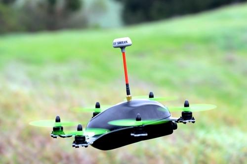 Drones races 6