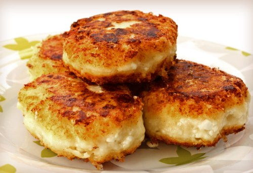 Farmer cottage cheese pancakes 2