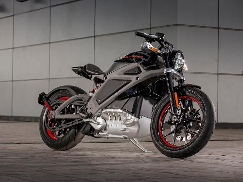 LiveWire Harley Davidson 3