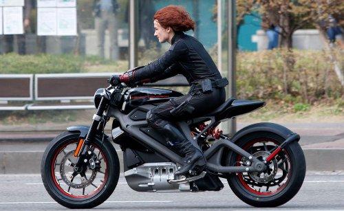 LiveWire Harley Davidson 4