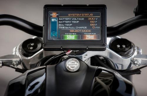 LiveWire Harley Davidson 6