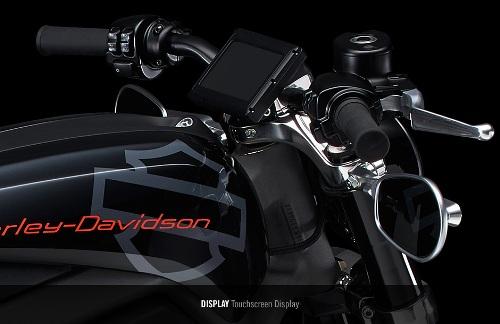 LiveWire Harley Davidson 7
