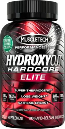 MuscleTech Hydroxycut Hardcore Elite 1