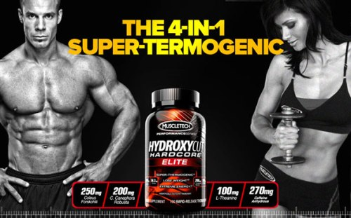 MuscleTech Hydroxycut Hardcore Elite 4