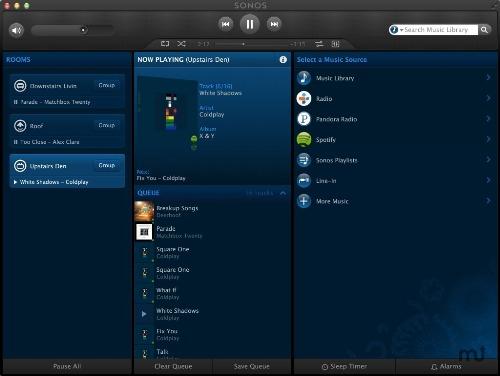 Sonos Play app 2