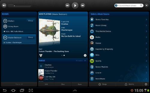 Sonos Play app 3