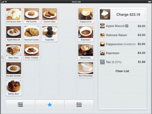 Square Register app 4
