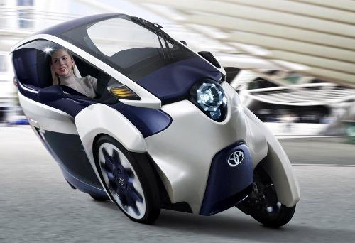 Toyota i-ROAD 2