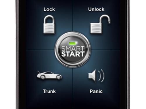 Viper SmartStart app 2