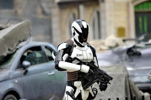militarrobot