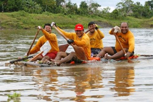 Amazon raft 3