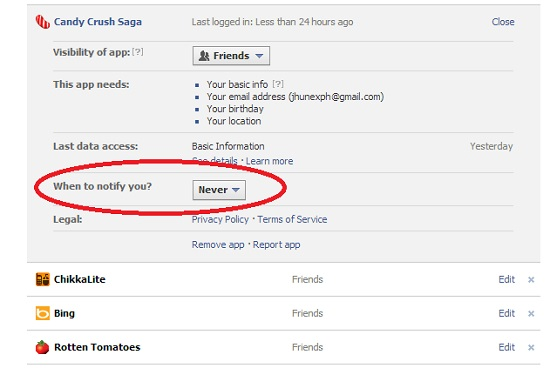 Candy-Crush-Saga-How-to-disable-facebook-notifications-2
