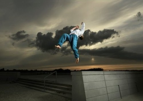 Epic Parkour and Freerunning 1`