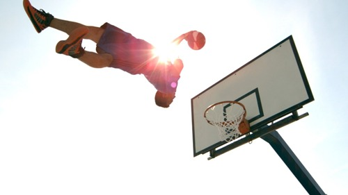 Impossible Basketball Trick Shots 1