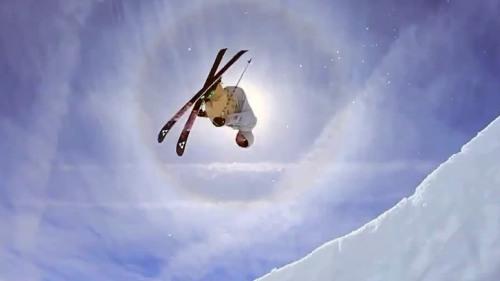 Insane Ski Tricks 1