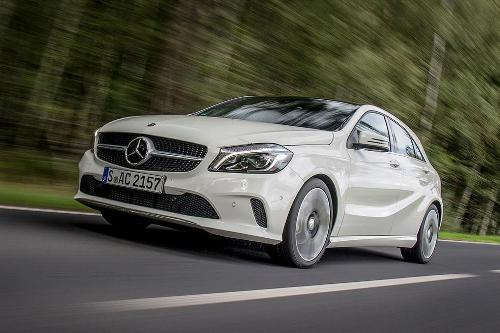 Mercedes-Benz A-Class 1