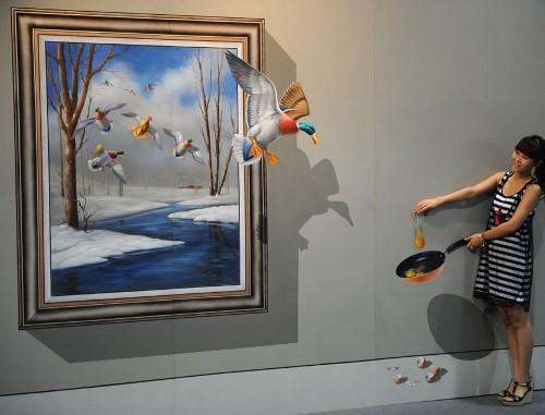 3D paintings 2