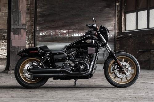 Harley-Davidson Low Rider S 1