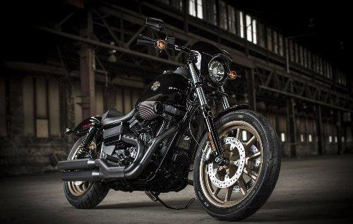 Harley-Davidson Low Rider S 2