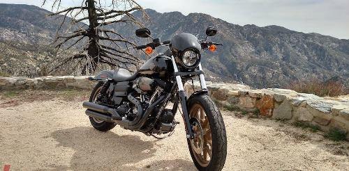 Harley-Davidson Low Rider S 3