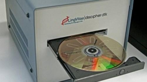 Lab-on-DVD 1
