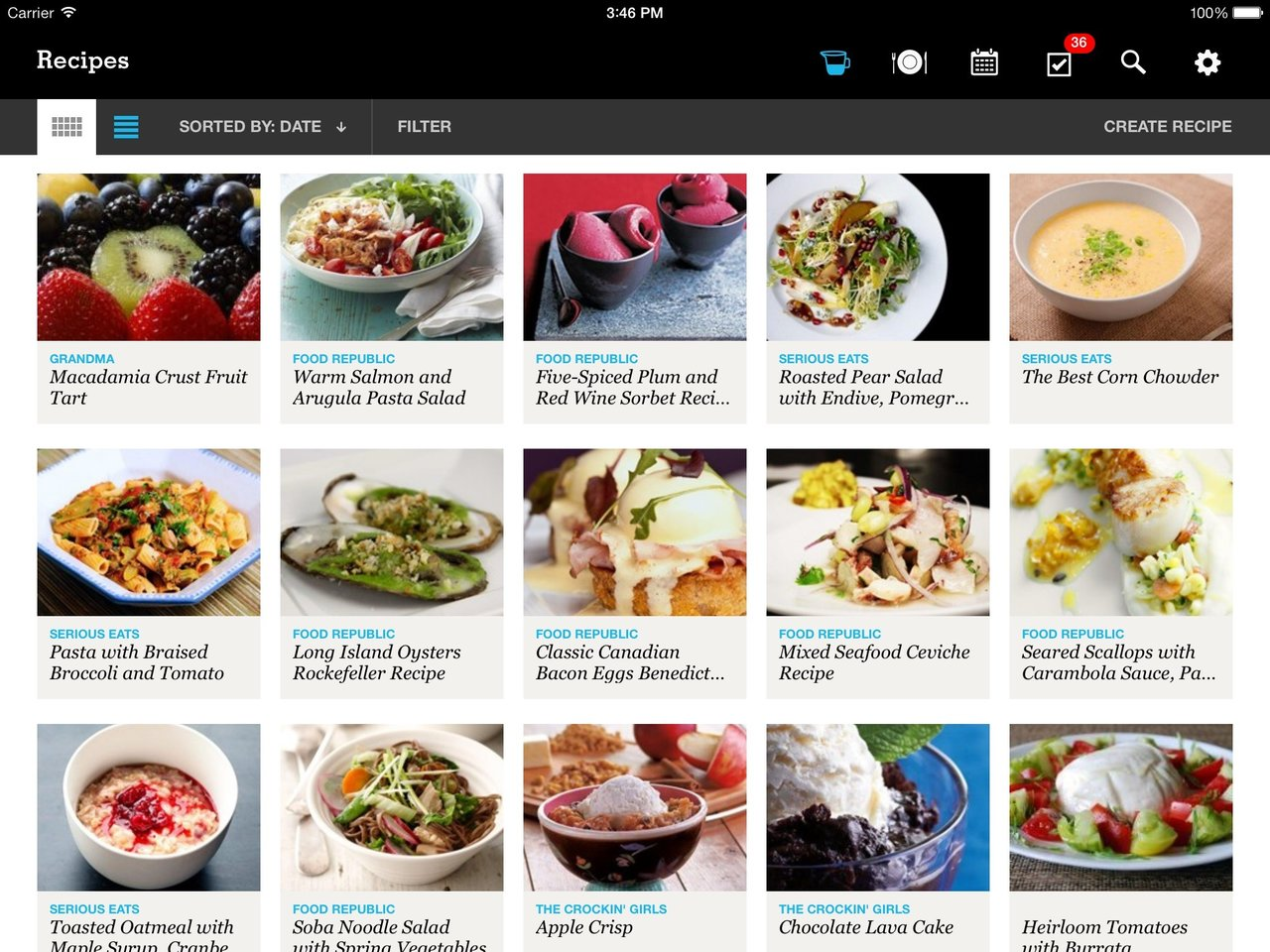 Pepperplate-Recipe-Menu-and-Cooking-Planner-Android-App