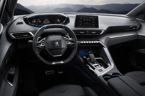 Peugeot 3008 GT 4