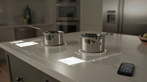 Whirlpool Interactive Cooktop