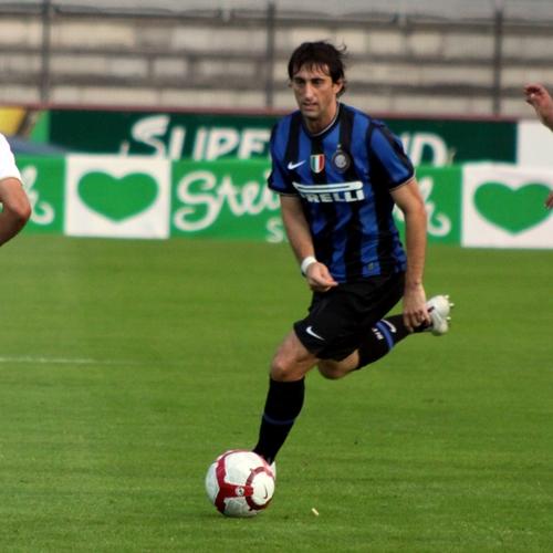2011, Stankovi?, Stadio Giuseppe Meazza, Milan. UEFA Champion League 2010