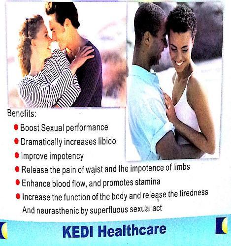 Kedi Healthcare Vigor Essential 2