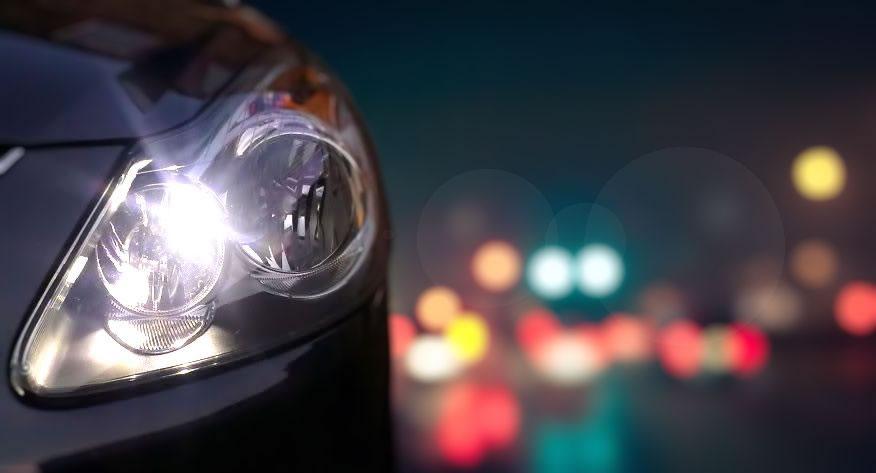 car-sidelights