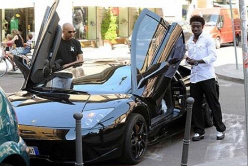 Obafami-Martins-Lamborghini–-£250000