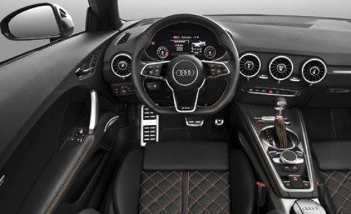 Audi TT Roadster 2016 3