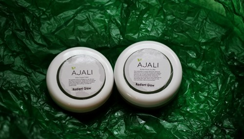 Body & Hair Butter Soufflé Radiant Glow by Ajali handmade naturals 1