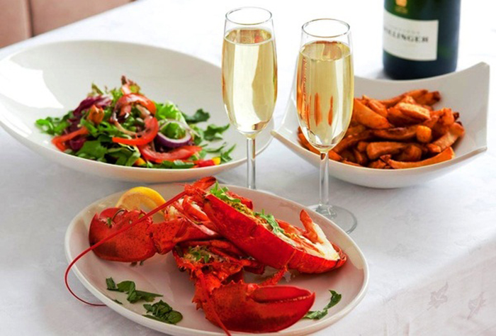 Champagne-Food-Pairing